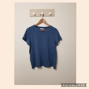 Madewell t shirt blue size XL